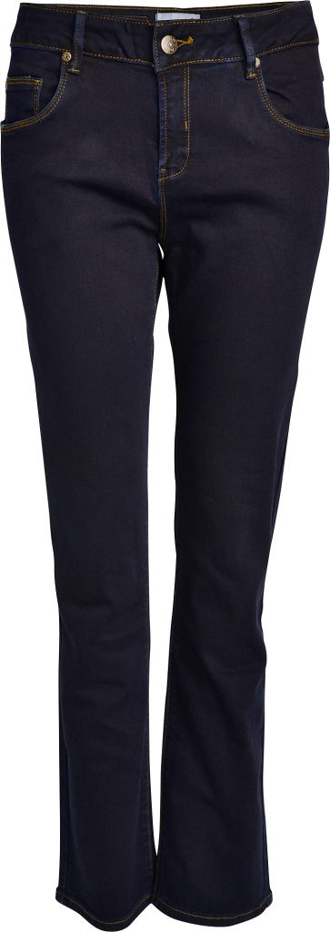 Liv Straight Leg dark blue