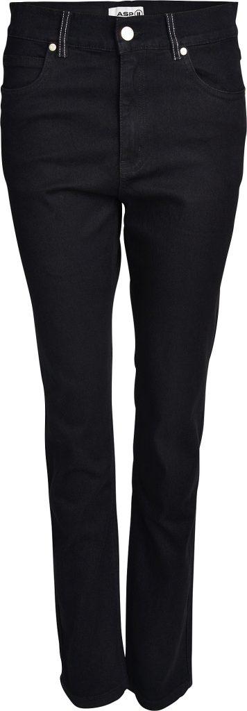 Net jeans black