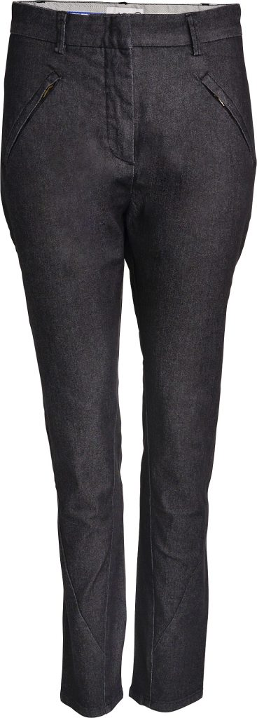 Angie Pant dark grey