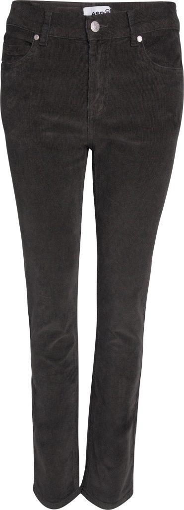 Net corduroy jeans army