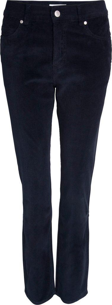Net corduroy jeans black