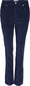 Net corduroy jeans navy