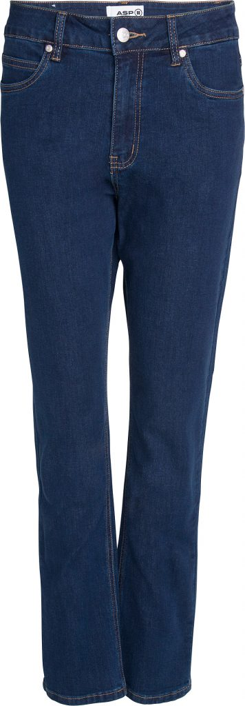 Net jeans blue