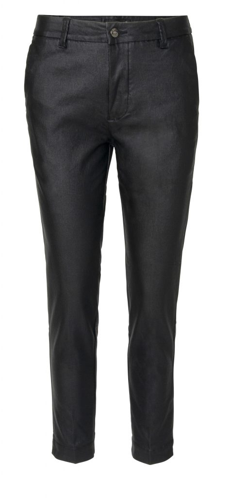 Sandy pant black coated