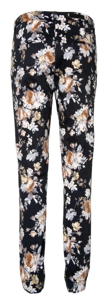 Sandy pant black flower