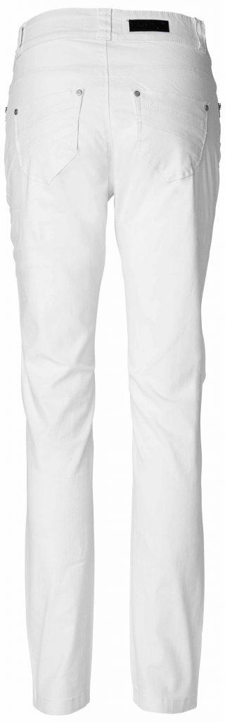 Elis white jeans