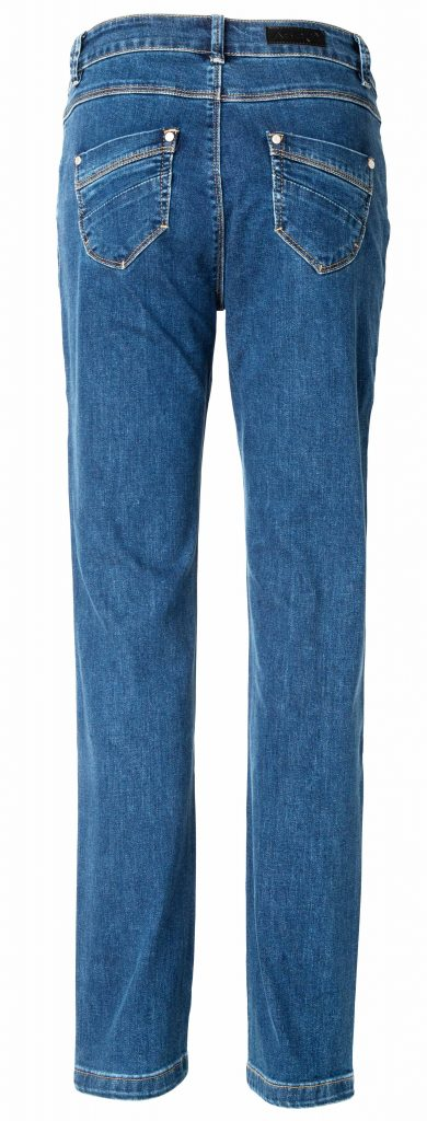 Liv blue straight legs