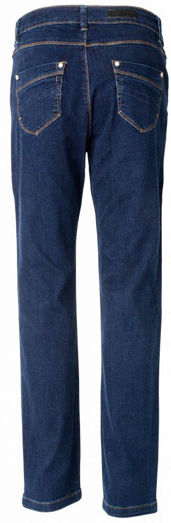 Liv night blue straight legs