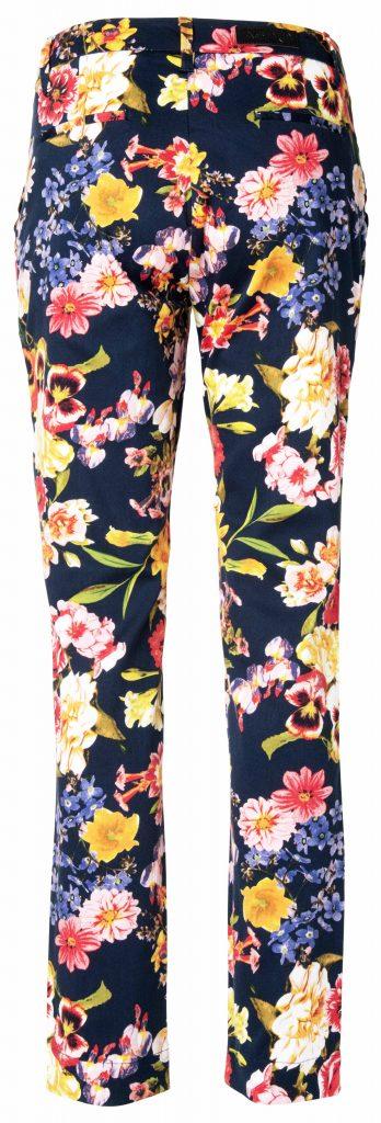 Sandy pant navy flower