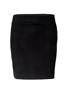 1177-5-10 loulou skirt color 10 black