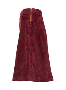Put a skirt style 1165 color 17 wine