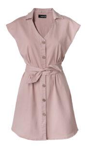 Sara dress 2172 color rose