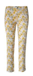 Sandy pant style 1070-1 color 1 rose flower